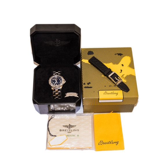 Breitling Colt Ocean Automatic *Box and Papers*