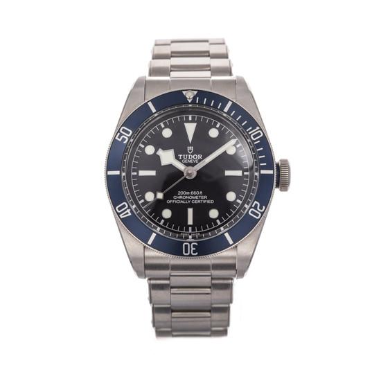 Tudor Black Bay 79230B *Blue*