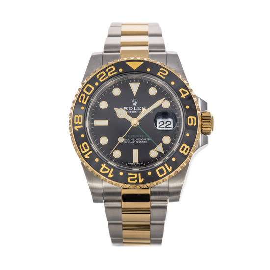 Rolex GMT-Master II 116713LN *Box and Papers*