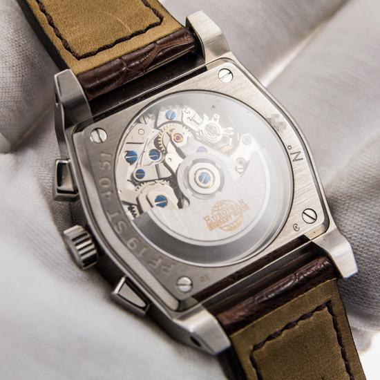European Company Watch Panhard Chronograph F19 *Store Display*