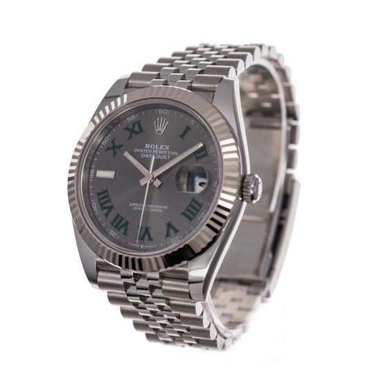 Rolex Datejust 41 126334 'Wimbledon' *UNWORN* *2020*