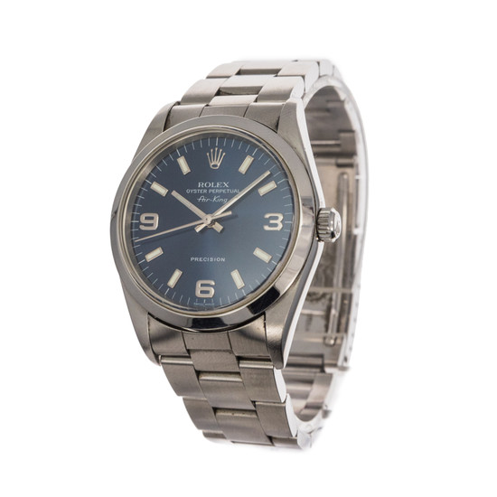 Rolex Air-King 14000 *Blue Dial*