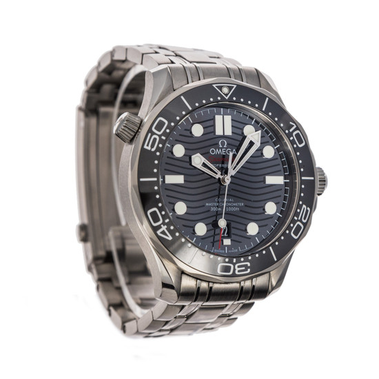 Omega Seamaster Diver 300M Co-Axial *2020*