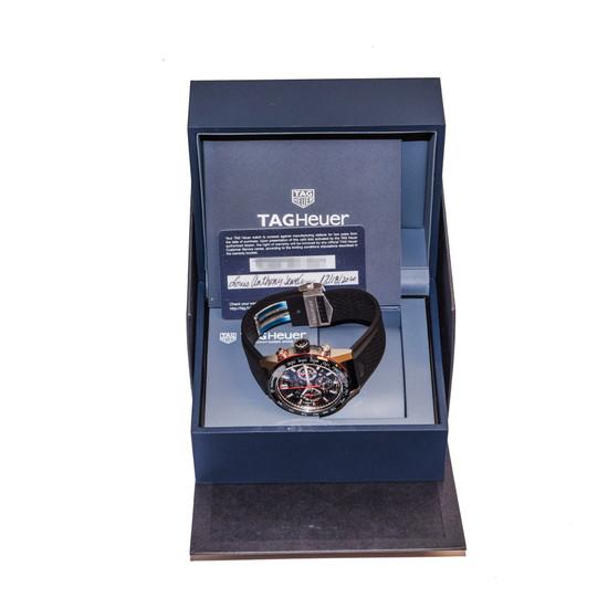 TAG Heuer Carrera Automatic Chronograph 'Skeleton Dial' *UNWORN* *2020*