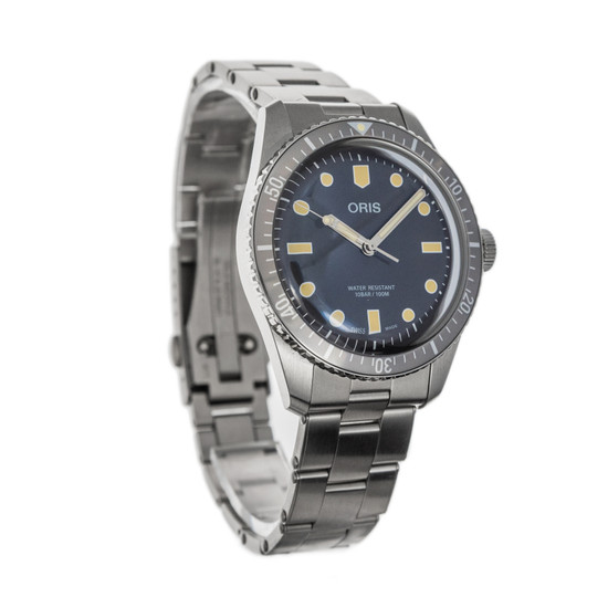 Oris Divers Sixty-Five x Hodinkee *Limited Edition*