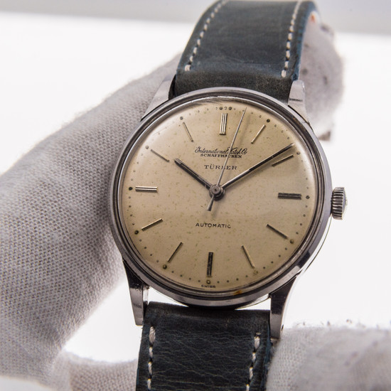IWC Automatic Vintage Retailed by Türler