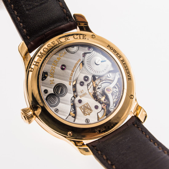 H Moser Endeavour Small Seconds