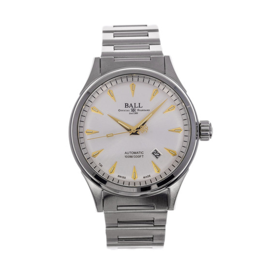 Ball Fireman Racer Classic *Box and Papers*