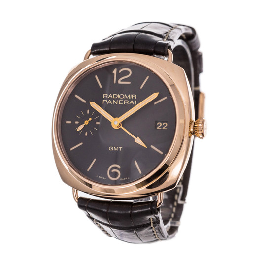 Panerai Radiomir GMT 'Oro Rosso' PAM 421 *Wire Only*