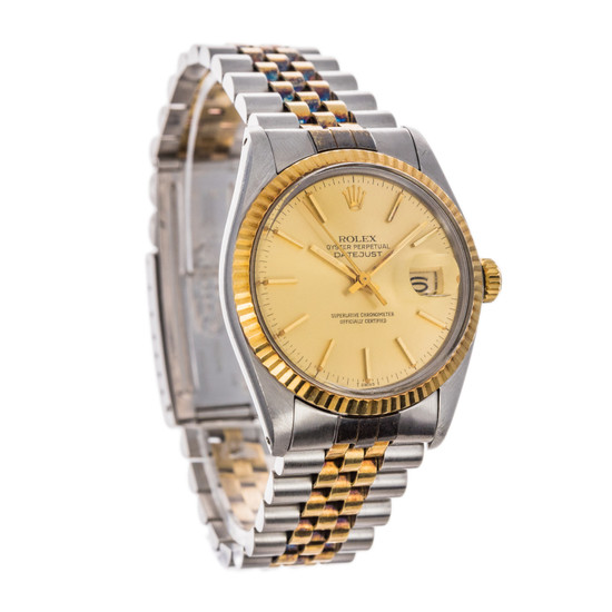 Rolex Datejust 16013 Two-Tone