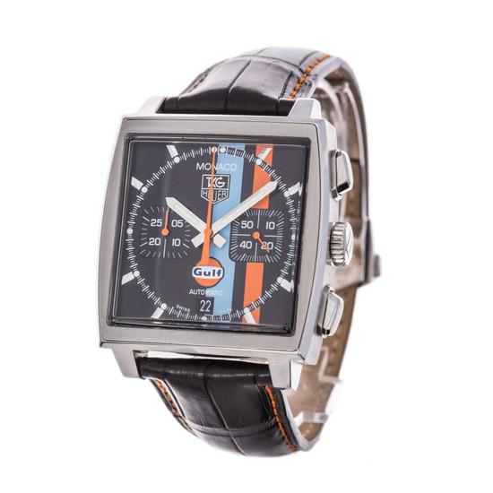 TAG Heuer Monaco Chronograph 'Gulf Livery' *Limited Edition*