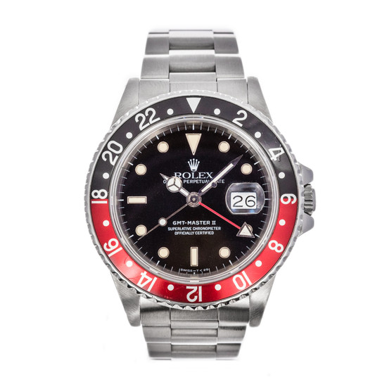 Rolex GMT-Master II 16760 *Coke* *Fat Lady* *Wire Only*