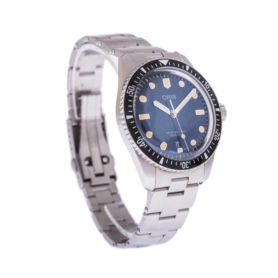 Oris Divers Sixty-Five *Blue Dial*