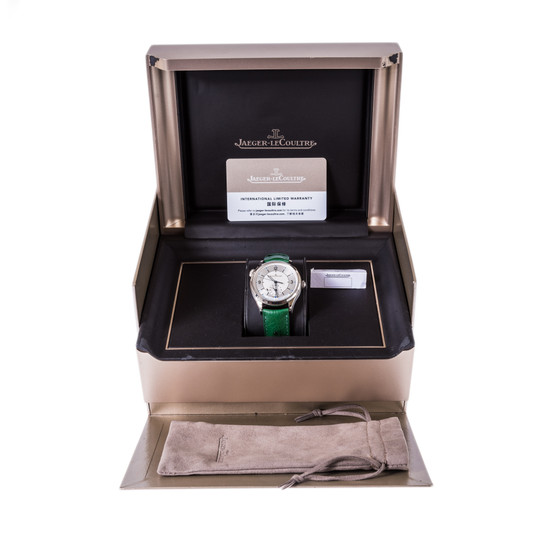 Jaeger-LeCoultre Master Geographic *Sector Dial*