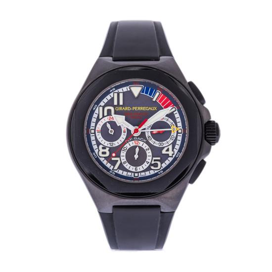 Girard-Perregaux Laureato Chronograph Flyback BMW Oracle Racing USA 98 *Limited Edition* *UNWORN*