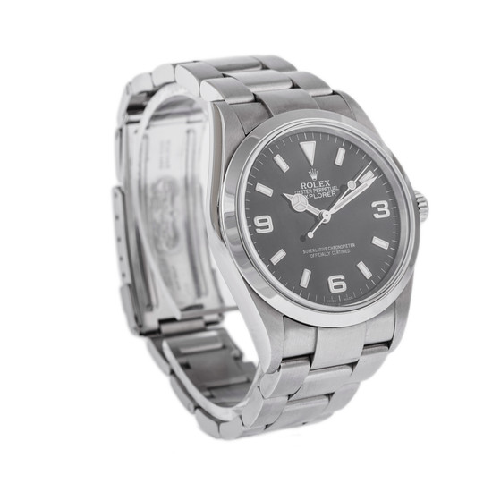 Rolex Explorer Ref. 114270 *Box and Papers*