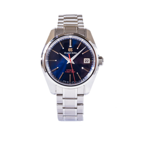 Grand Seiko Heritage 60th Anniversary SBGH281 *Limited Edition* *2020* *Blue Dial*