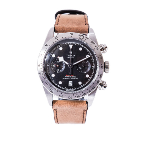 Tudor Black Bay Chronograph 79350