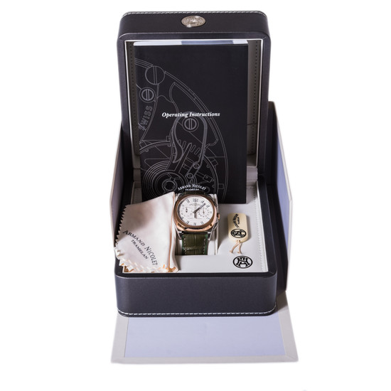 Armand Nicolet Chronograph
