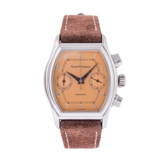 Girard-Perregaux Richeville Chronograph *Salmon Dial*