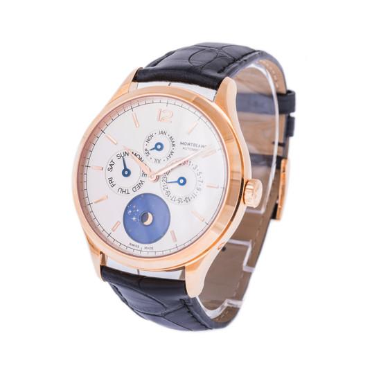 Montblanc Heritage Chronometrie Quantieme Annuel 'Vasco Da Gama' *Rose Gold* *UNWORN* *Limited Edition*