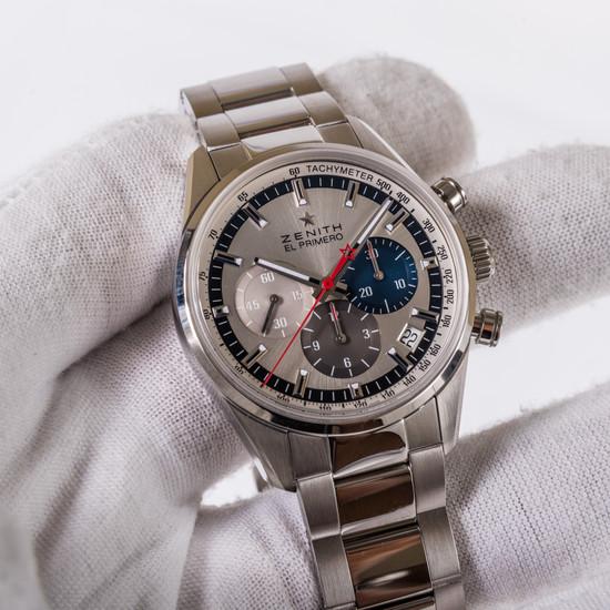 Zenith El Primero Chronomaster Original 1969