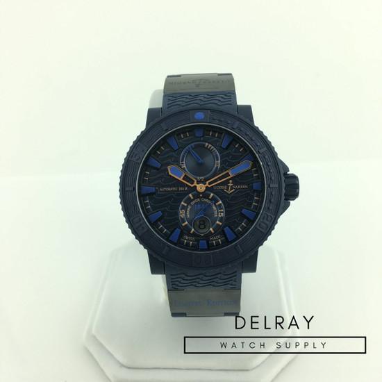 Ulysse Nardin Maxi Marine Diver Blue