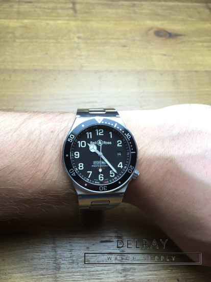 Bell and Ross Hydromax Professional 1100M