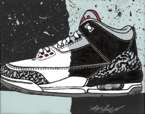 Black & White Cement III