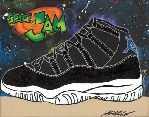 Space Jam XI