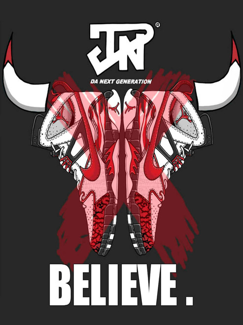 DNG Believe Poster Print