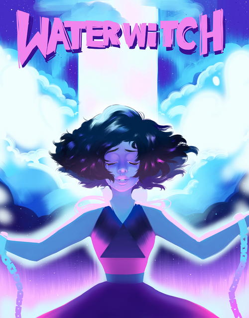 Waterwitch Print