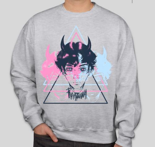 Triangular Sweatshirt