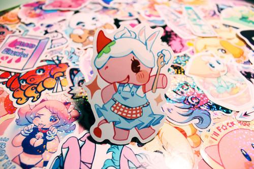 Merengue Sticker
