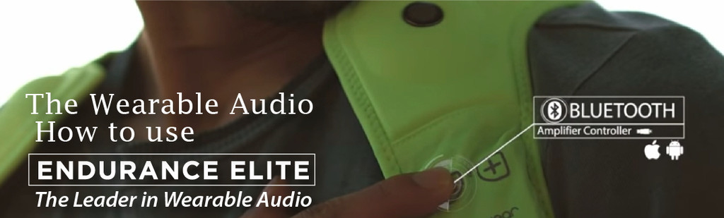 The Wearable Audio / How to use