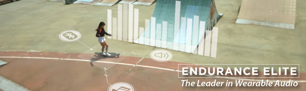 EE Hawk - The Wearable Audio / Skateboarding