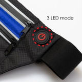 Ultra-Light Running Belt w/ LED