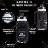 Handheld 21oz Hydration Pack