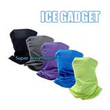 Cooling Neck Gaiter Sports Face Mask
