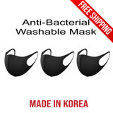 [3Pcs] Unisex 3D Face Mask