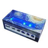 HIGH QUALITY UVC LIGHT DISINFECTION BOX, FOLDABLE UV STERILIZER, For Phone, Toys, Masks, Keys, Beauty Tools, Towel, Toothbrush, Glasses, Jewelry and more!