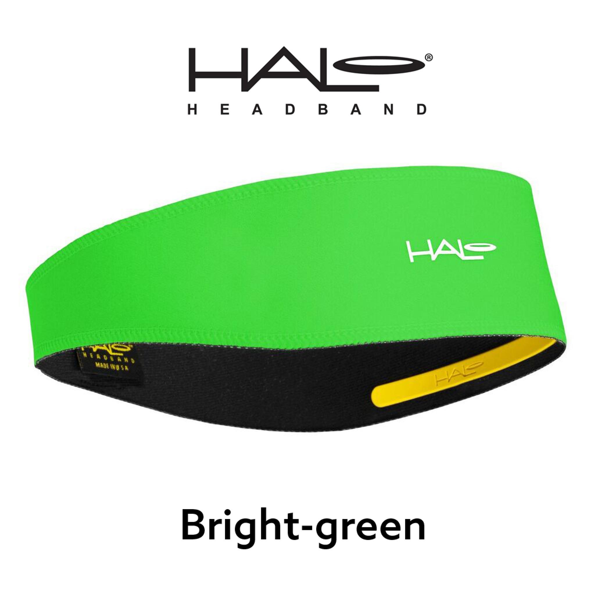 HALO II PULLOVER BLACK HEADBAND--ONE SIZE