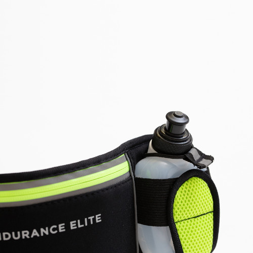 Ultra-Light Running Belt w/ 2 Water Bottles