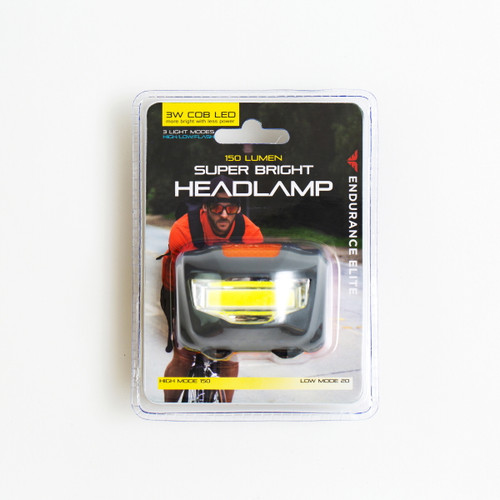 Super Bright Head Light [2X] - 3W COB LED