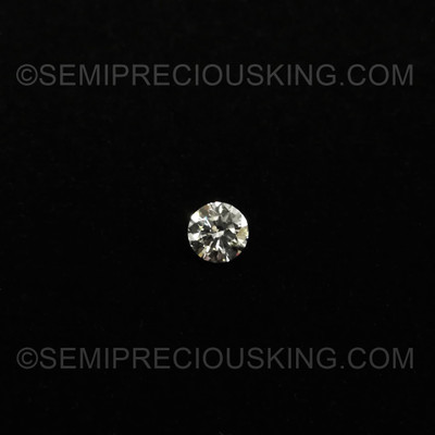 Loose Diamond Engagement Ring 5 mm Round
