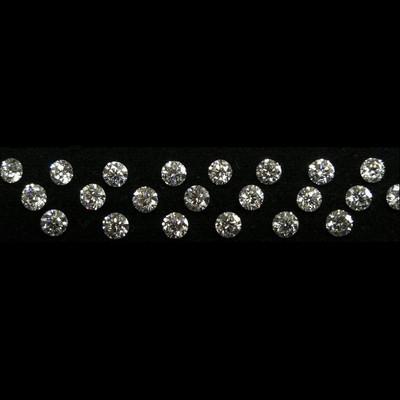 3.70 mm Round Brilliant Excellent Cut Genuine Diamonds 0.196 Carats VS Clarity DEF Color Loose Diamond Wholesaler 1 pc to 30 pc