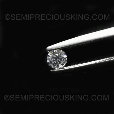 Genuine Diamond 3.90mm Round Solitaire VS Clarity DEF Color Brilliant Cut Direct Source Loose Diamond