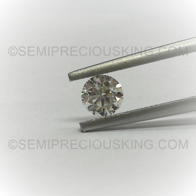 0.466 Carats 4.80 mm Round Brilliant Excellent Cut Natural Diamonds VS Clarity DEF Color  Diamond Wholesaler Close-out