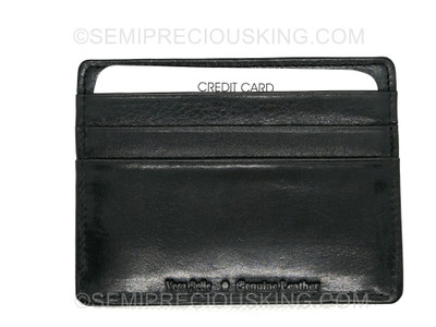 95X75 mm Card Holder Made in Italy Gift for him/her