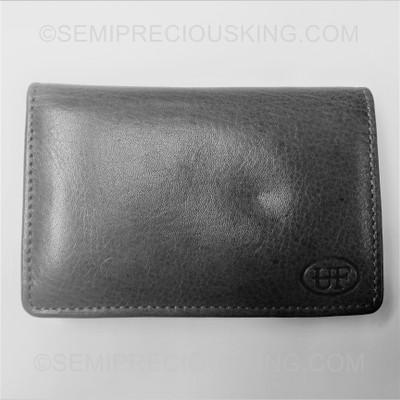 Business Card Leather Umberto Ferreti